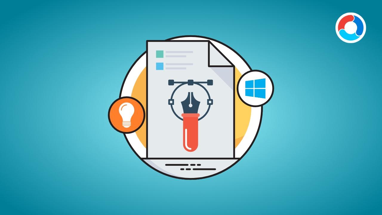 ¿Cómo previsualizar archivos SVG en Windows?