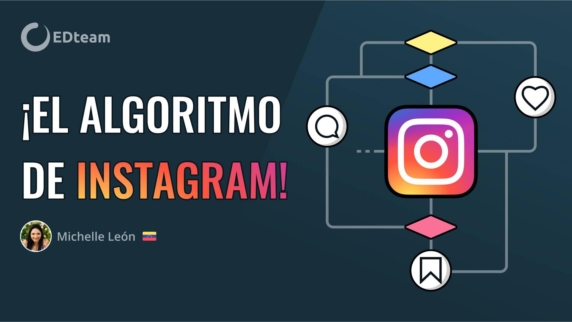 El algoritmo de Instagram