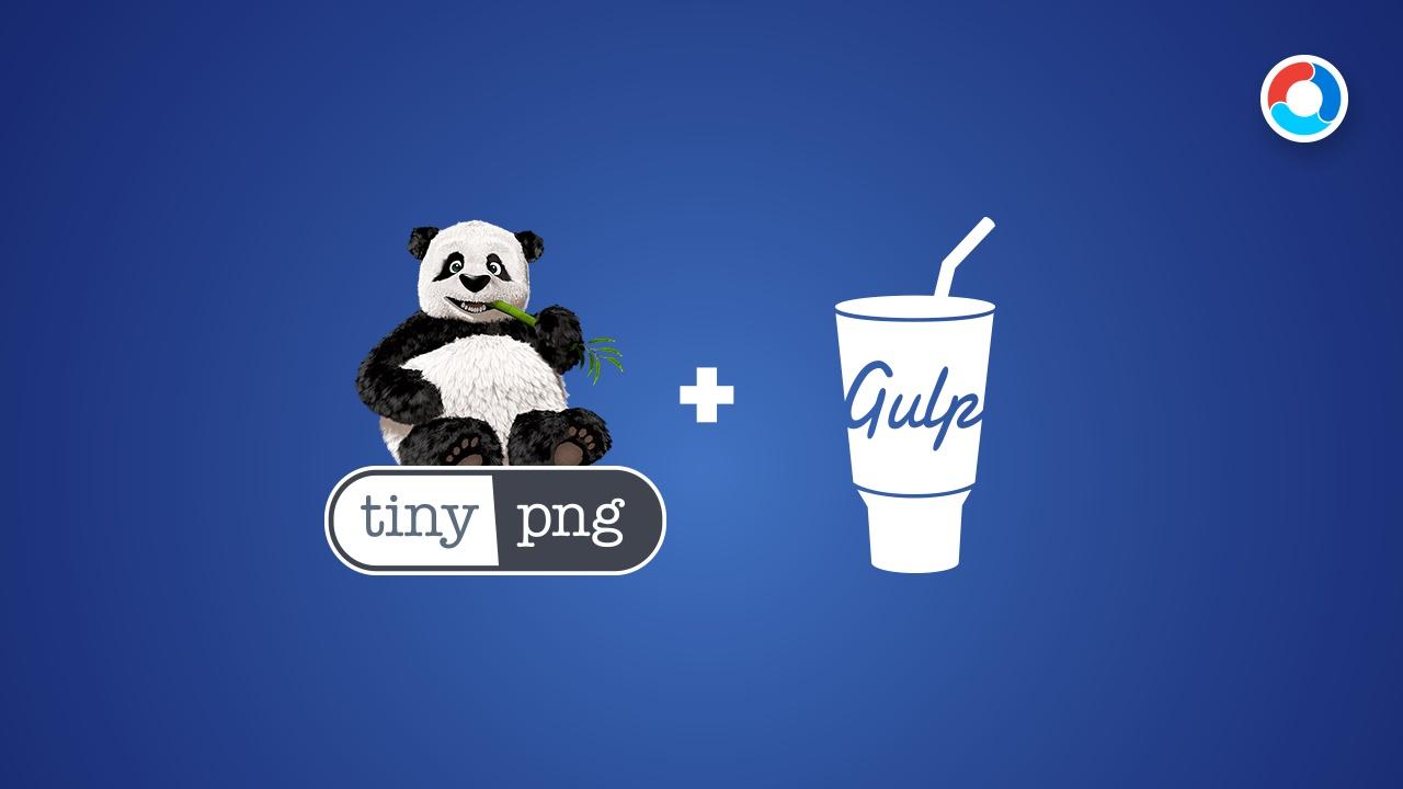 Comprime imágenes utilizando TinyPNG y Gulp