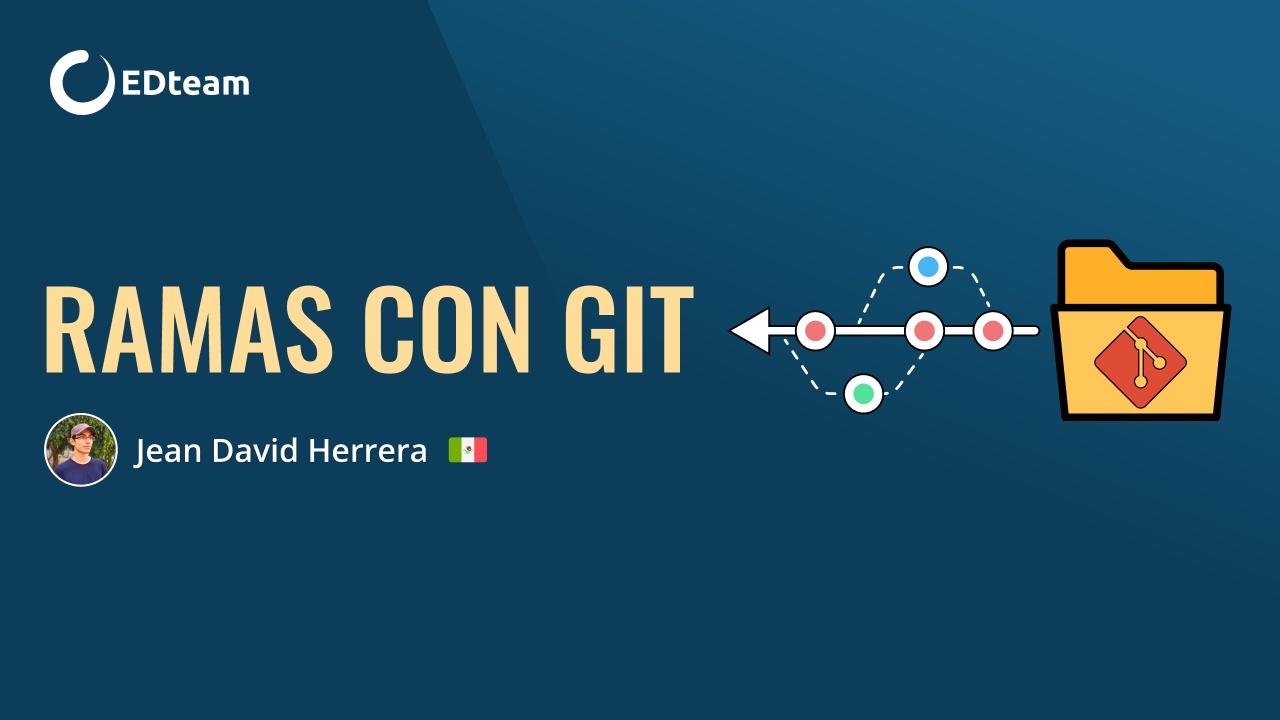 Ramas con Git