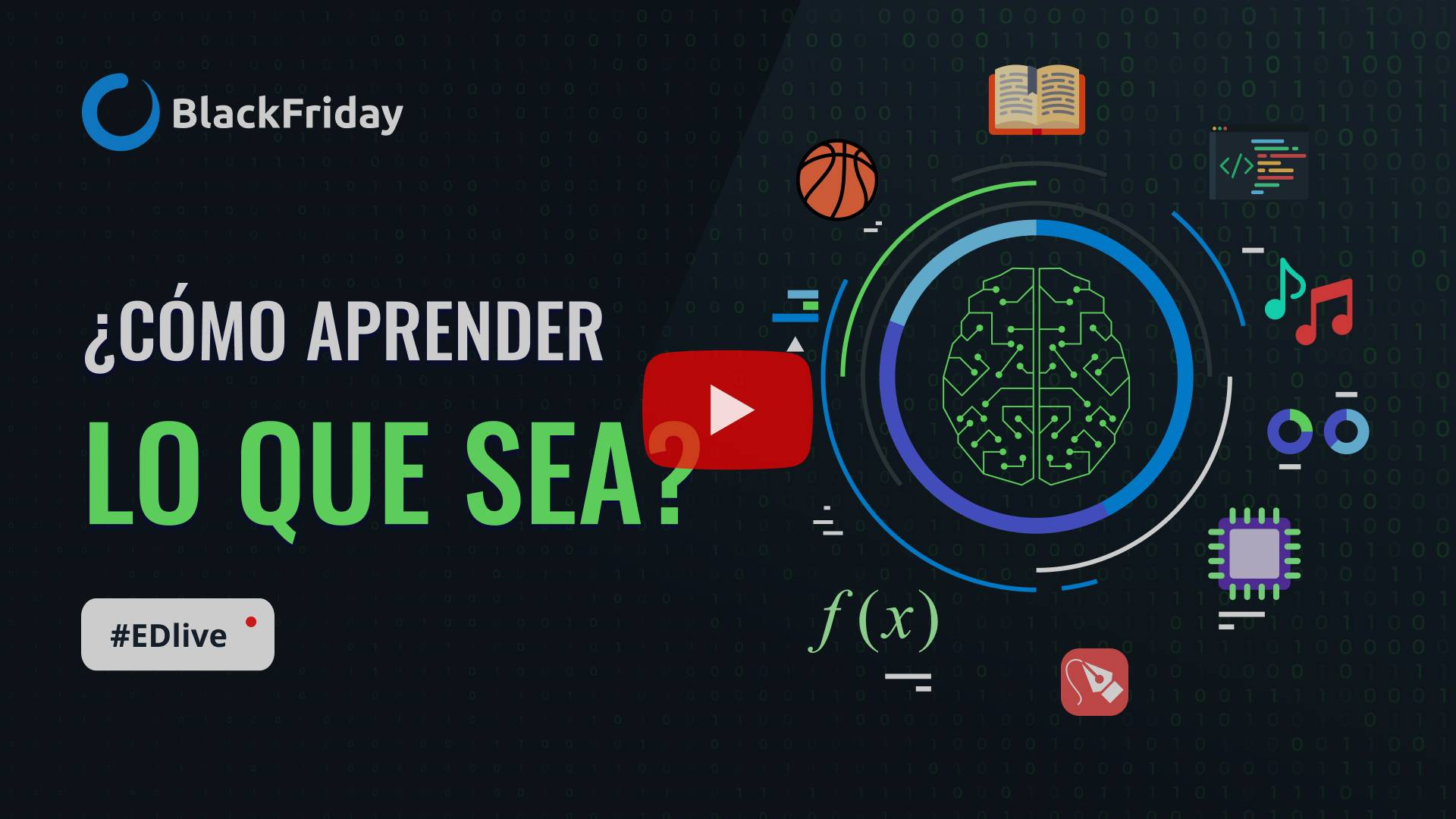 Video: ¿Cómo aprender lo que sea?