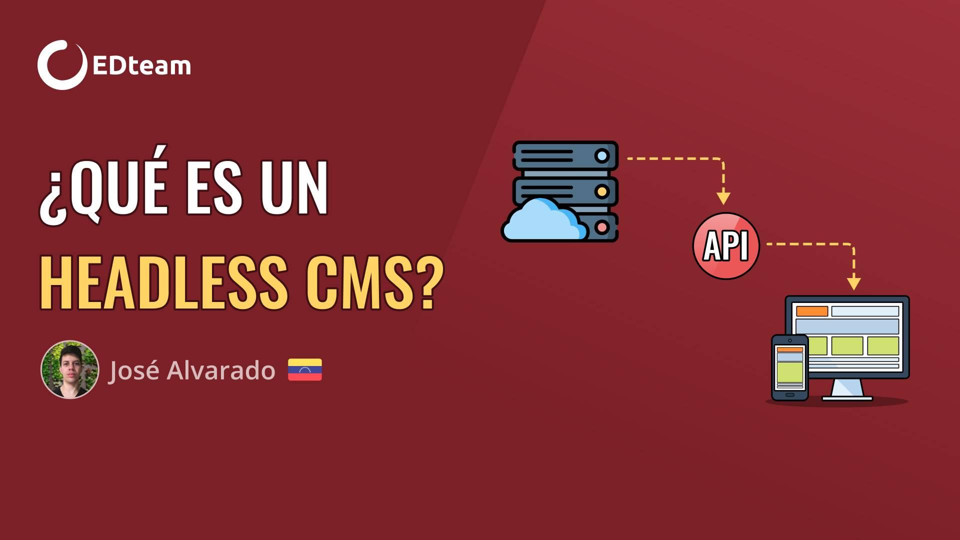 ¿Qué es un Headless CMS y en qué se diferencia de un CMS común?