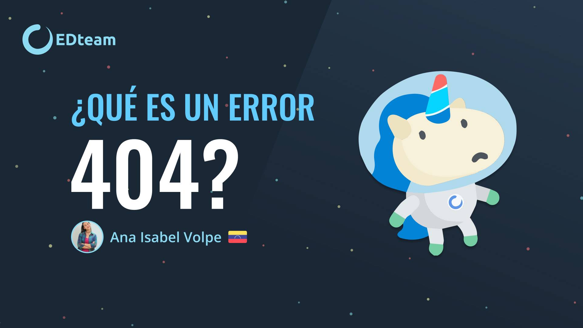 ¿Qué es el error 404?