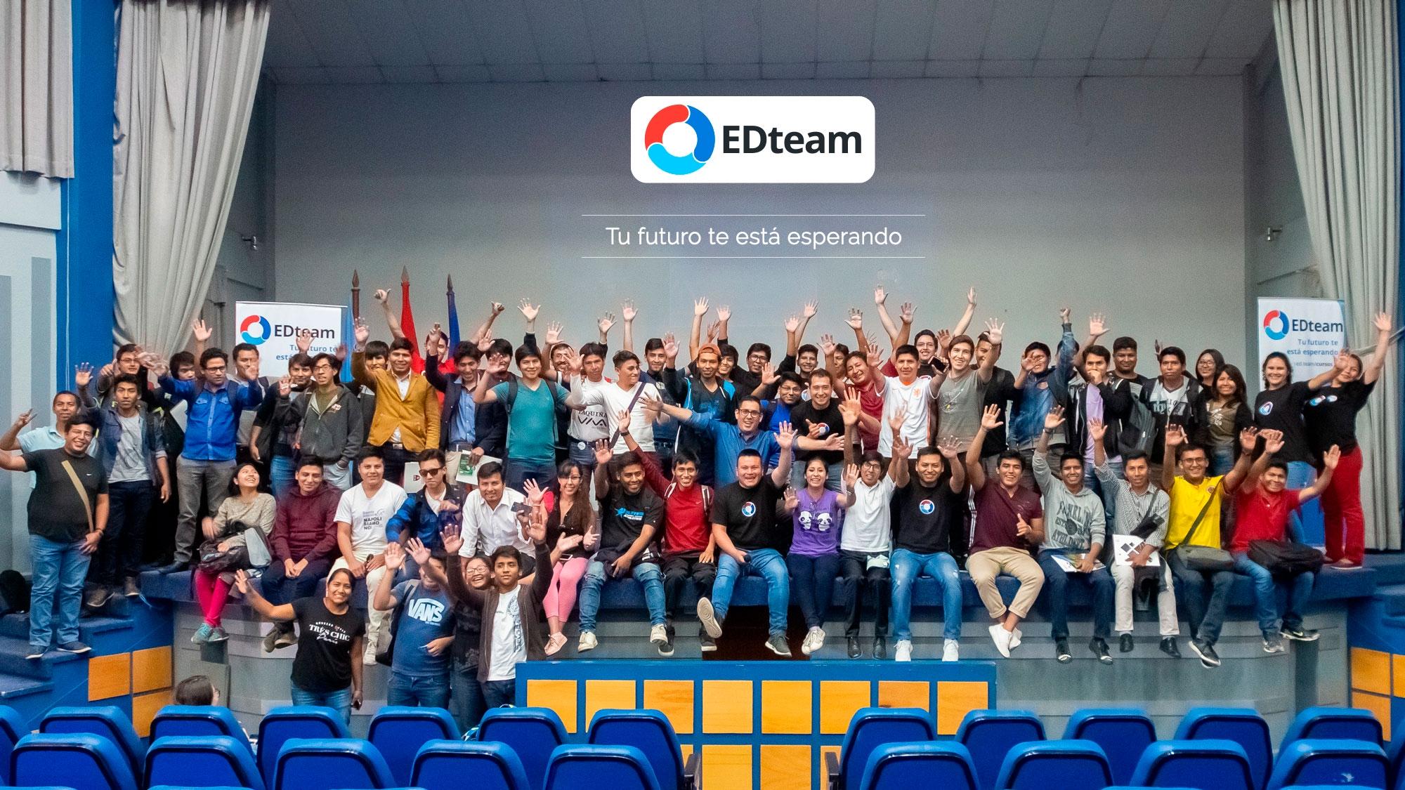 Mi experiencia como pasante y hoy miembro de EDteam