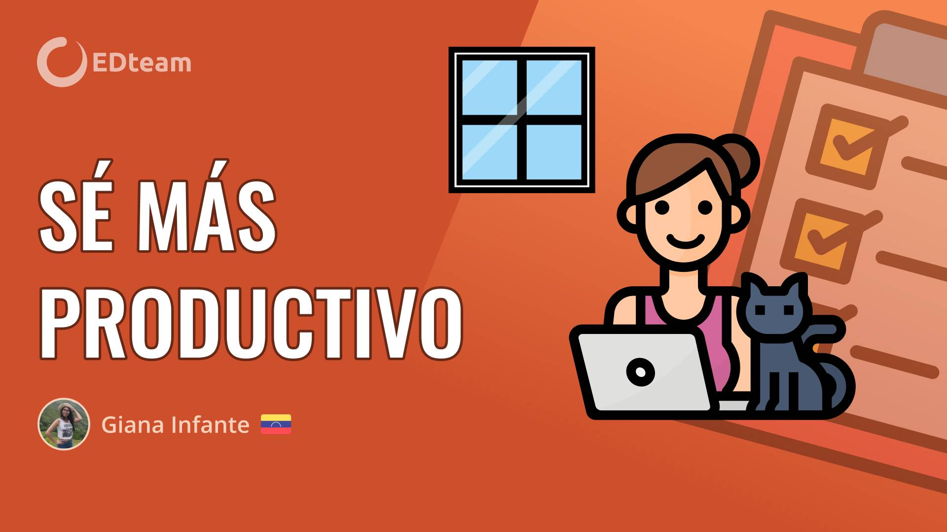 8 consejos para ser más productivo trabajando desde casa
