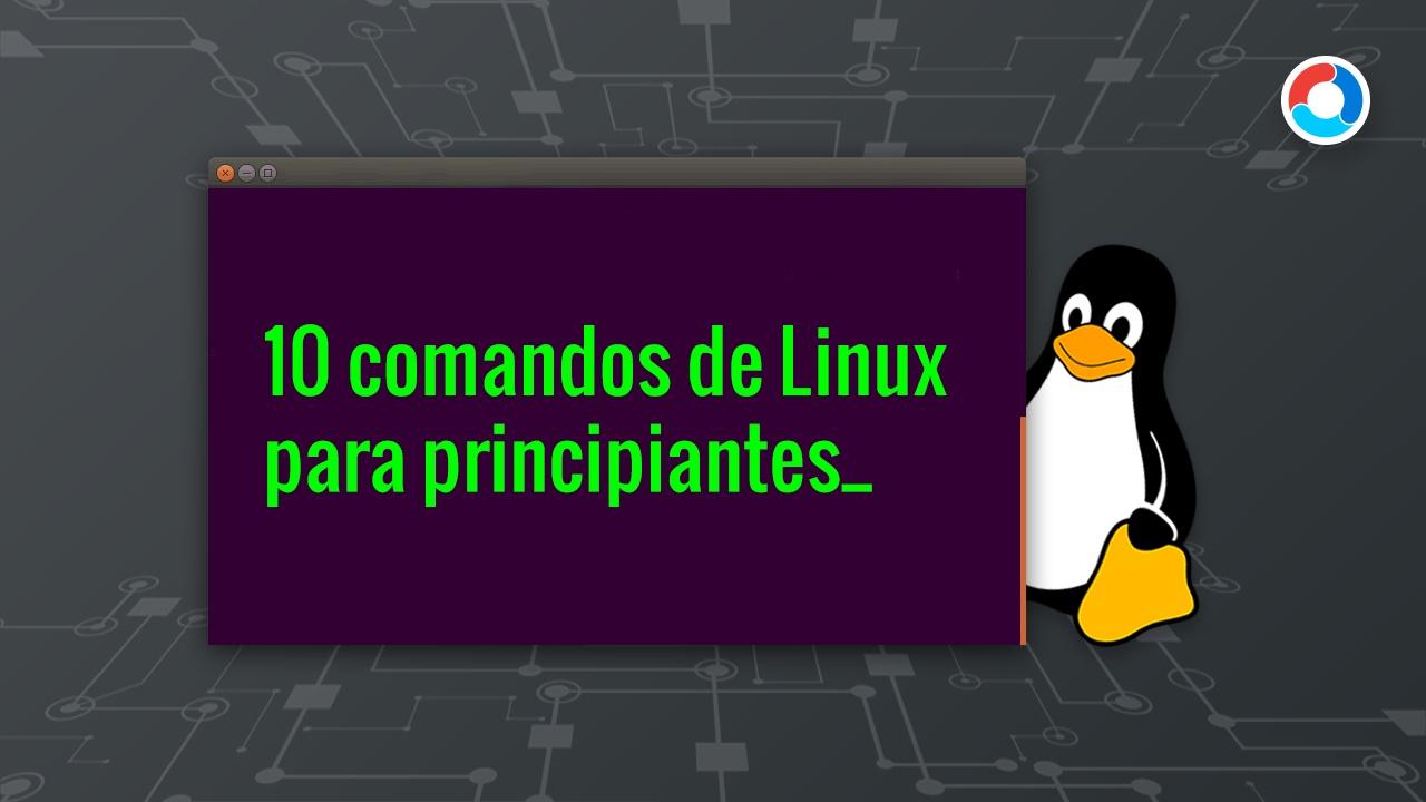 10 comandos Linux que debes conocer