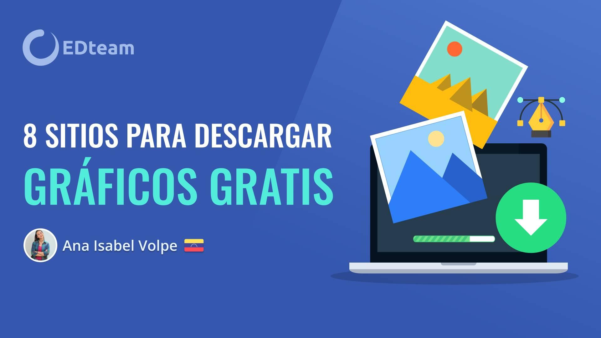 8 sitios web para descargar gráficos gratis (+bonus)
