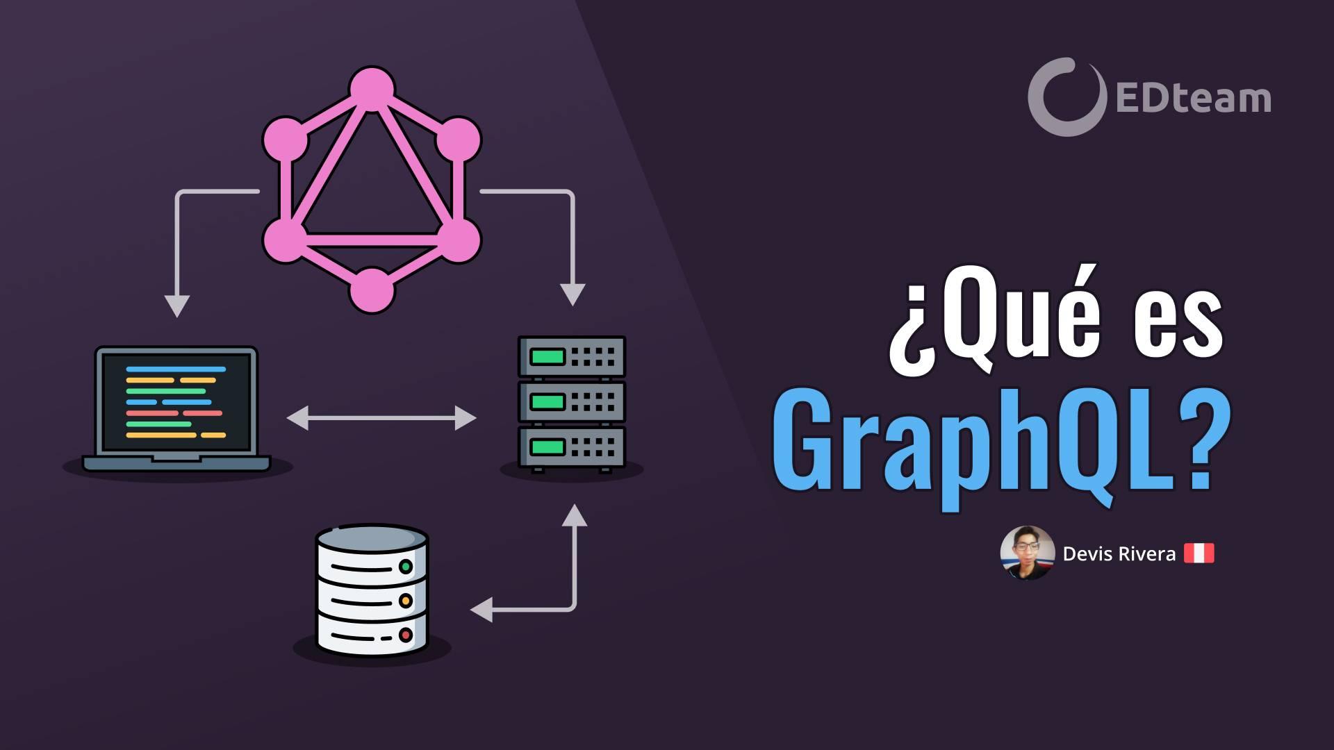 ¿Qué es GraphQL?