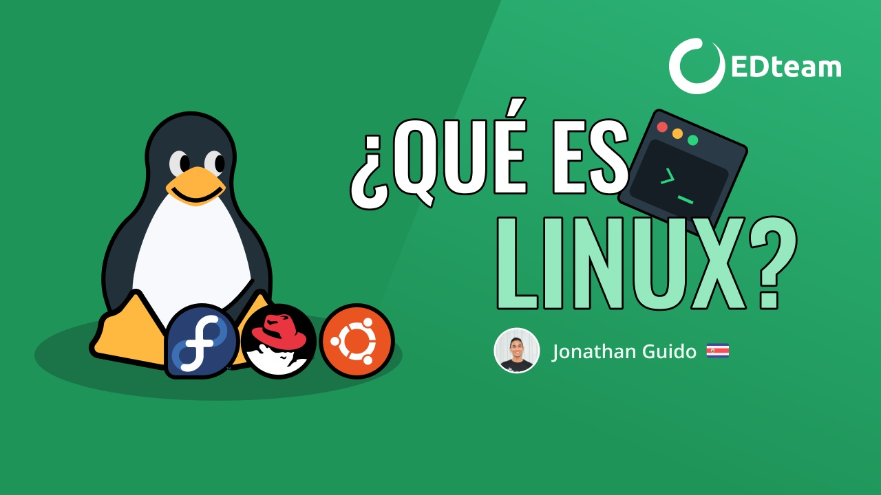 🐧 ¿Qué es Linux?