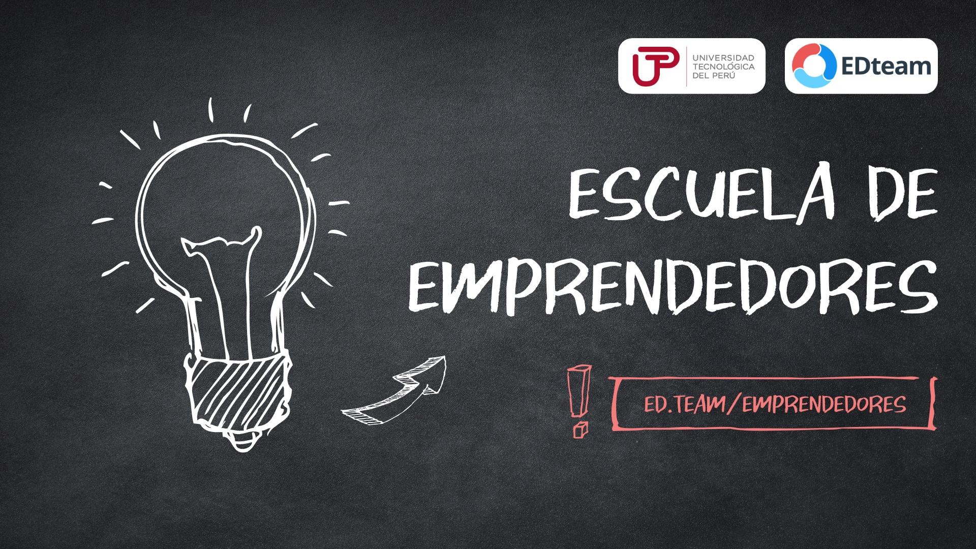 🚀 Gracias por ser parte de la Escuela de emprendedores