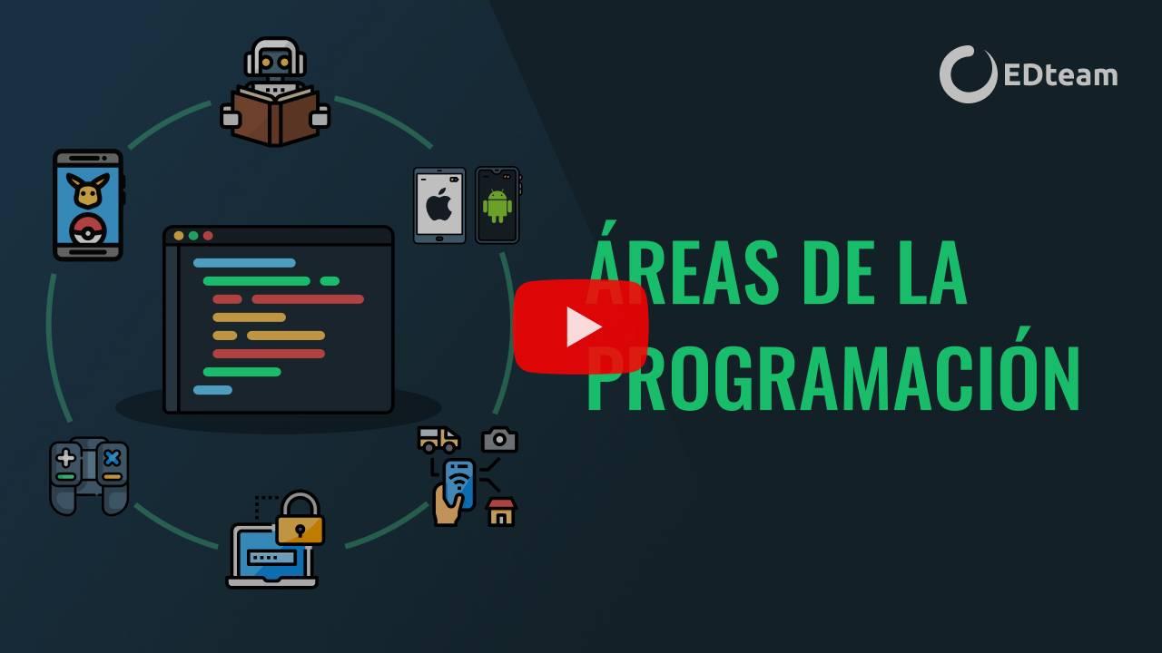 Cuáles Son Las áreas De La Programación Edteam