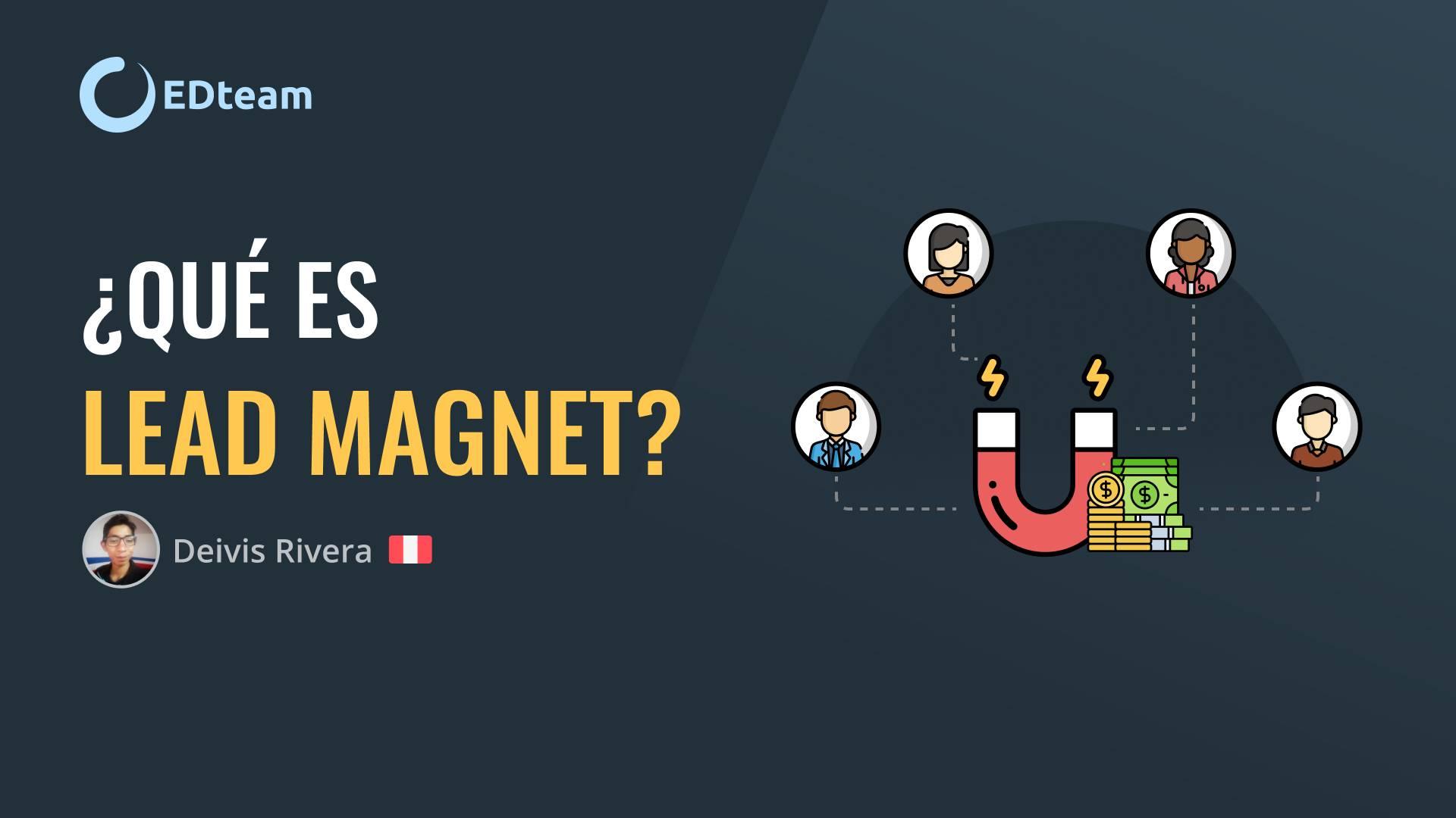 ¿Quieres aumentar tu base de datos de clientes? ¡Haz lead magnets!