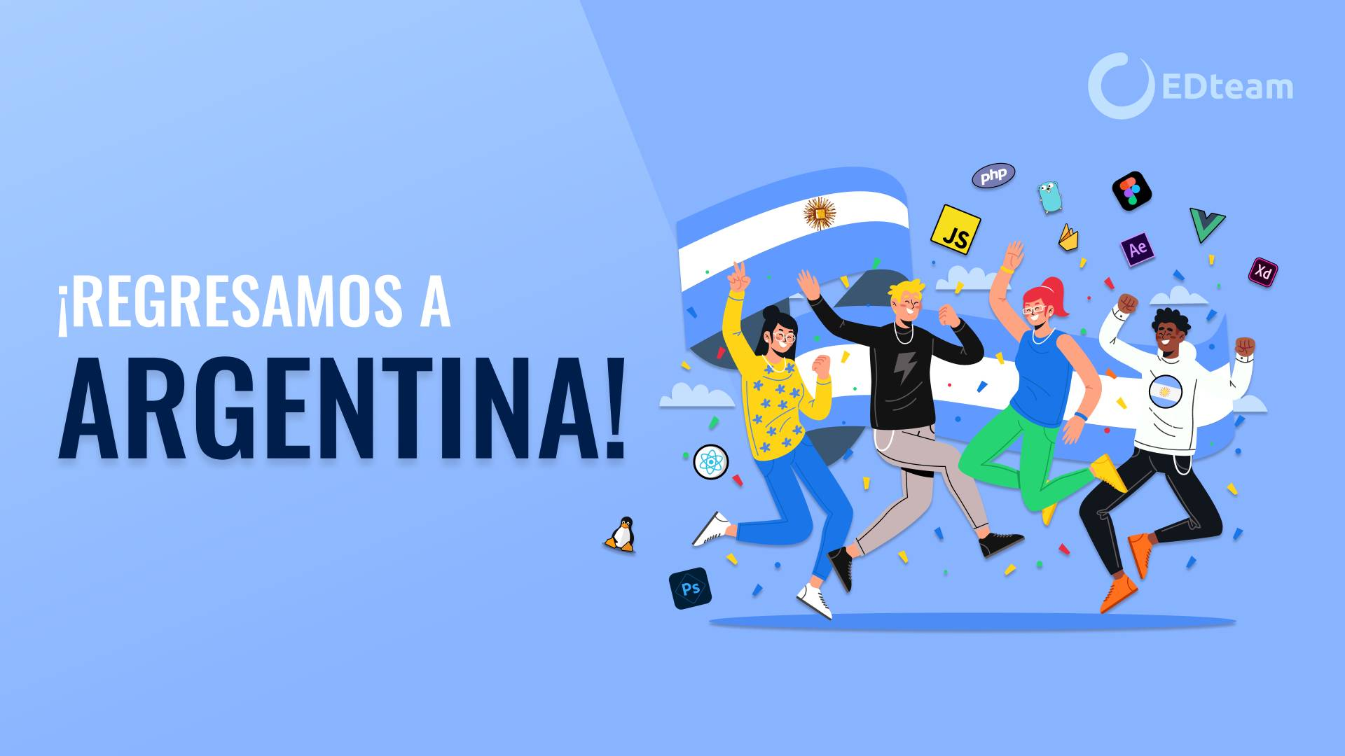 ¡Volvimos a Argentina!