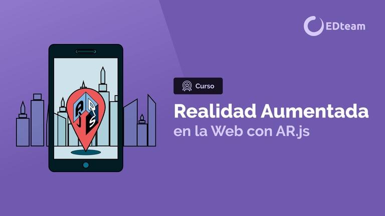 Realidad aumentada en la web con AR.js