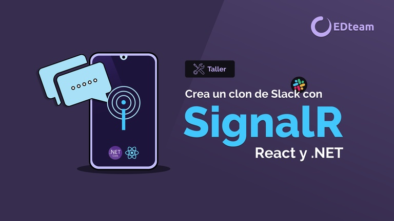 Crea tu propio Slack con SignalR