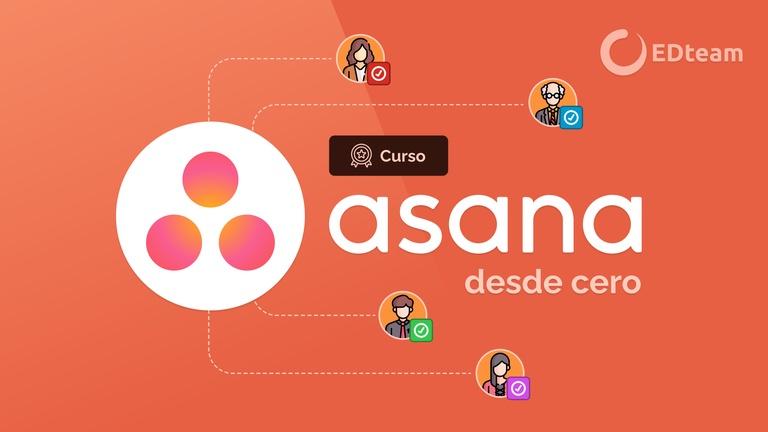 Productividad y trabajo en equipo con Asana
