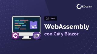 WebAssembly con C# y Blazor