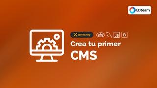 Crea tu primer CMS con PHP