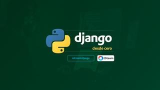 Desarrollo web con Django