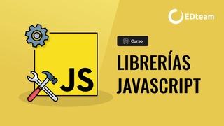 Librerías JavaScript