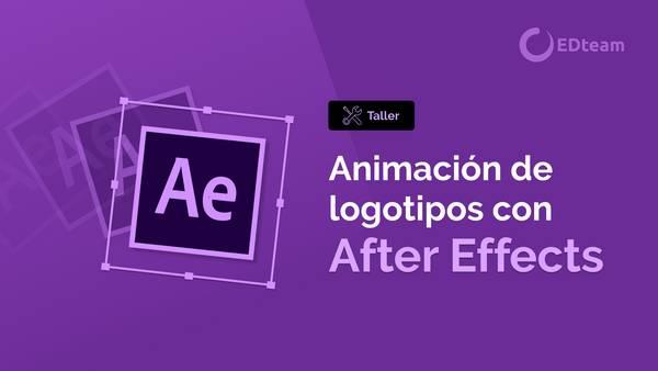 Animación de logotipos con After Effects