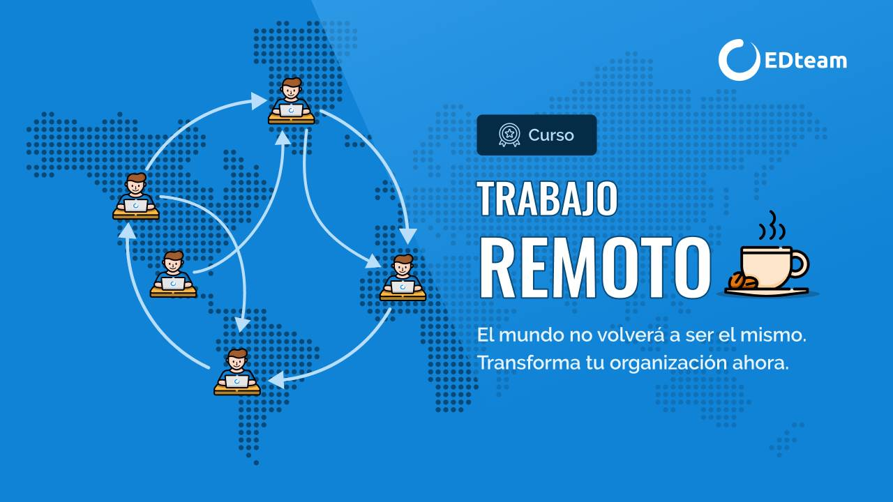 Trabajo remoto (teletrabajo)