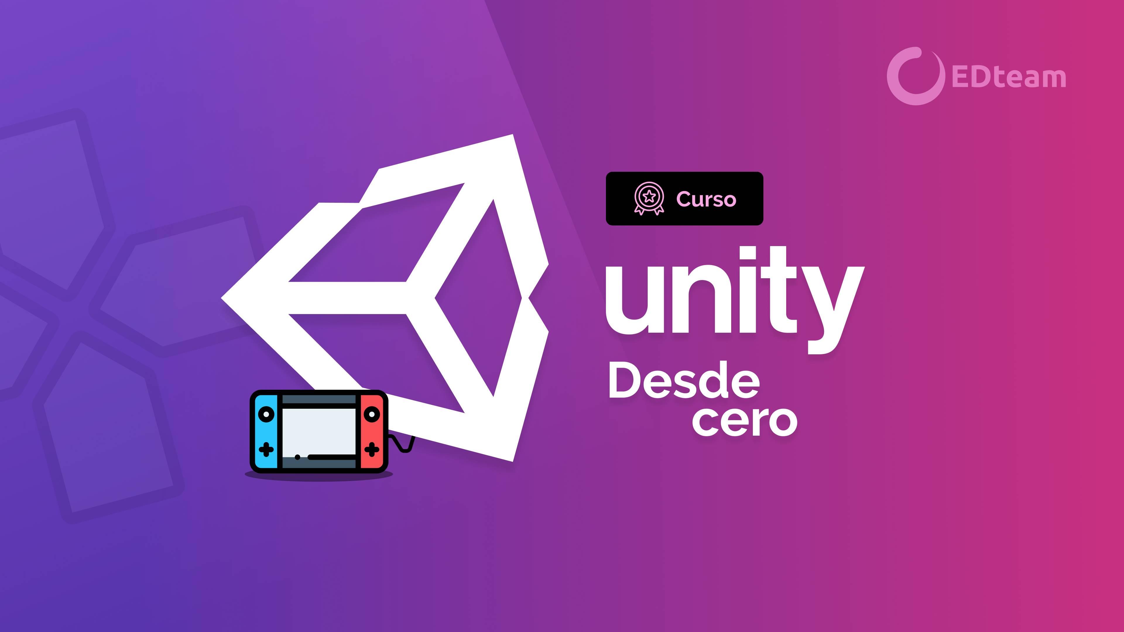Unity desde cero