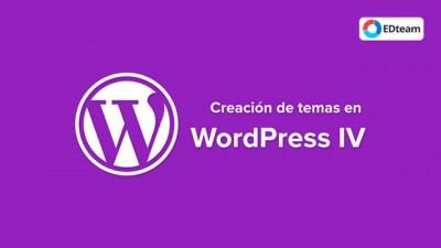 Creación de temas en Wordpress IV