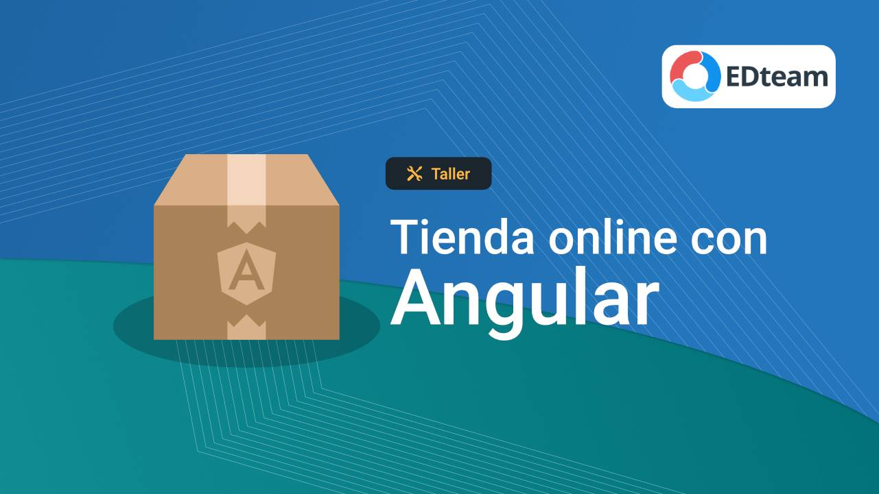 Crea tu tienda online con Angular