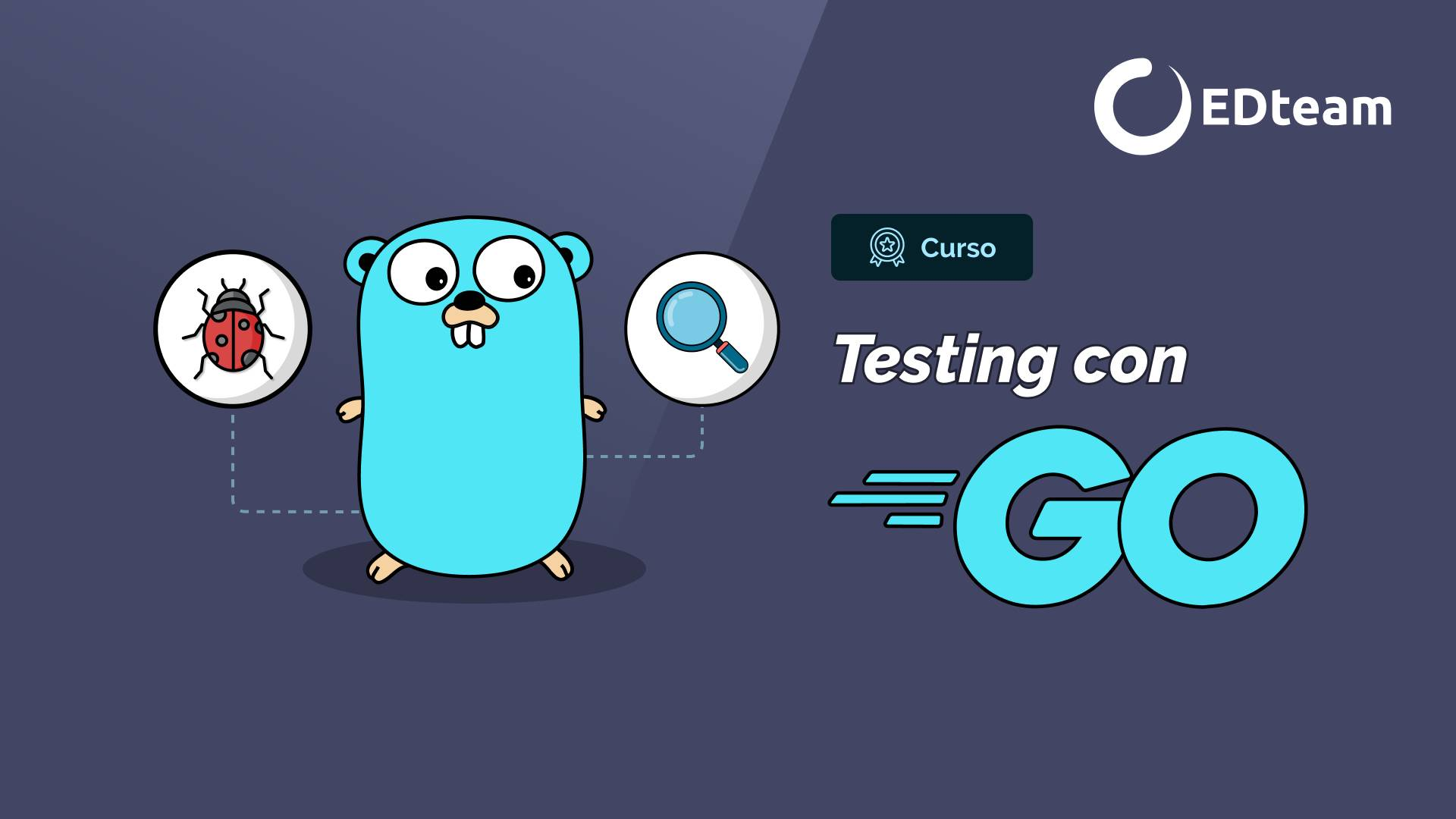 Testing con GO