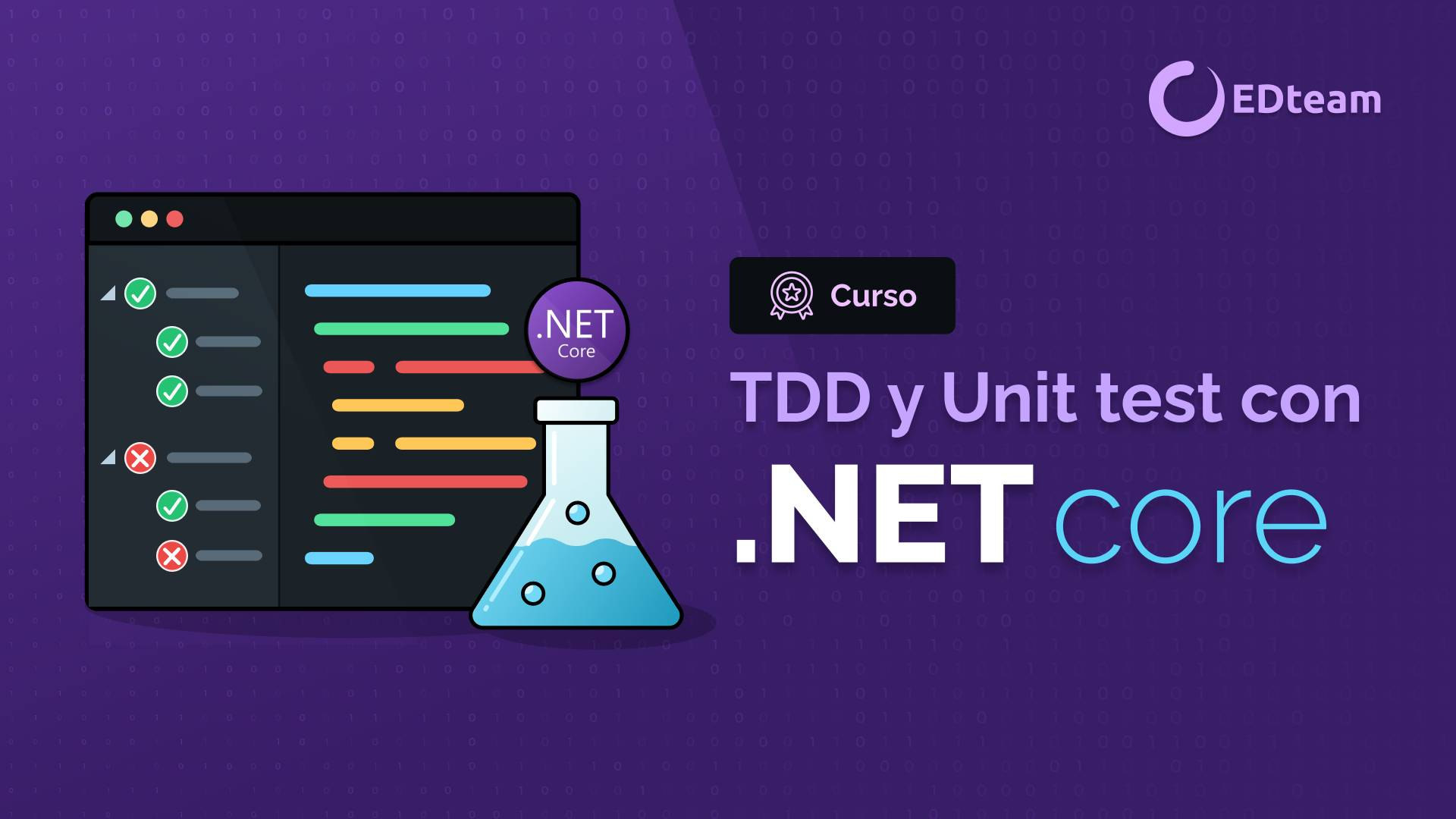 TDD y Unit test con .NET core