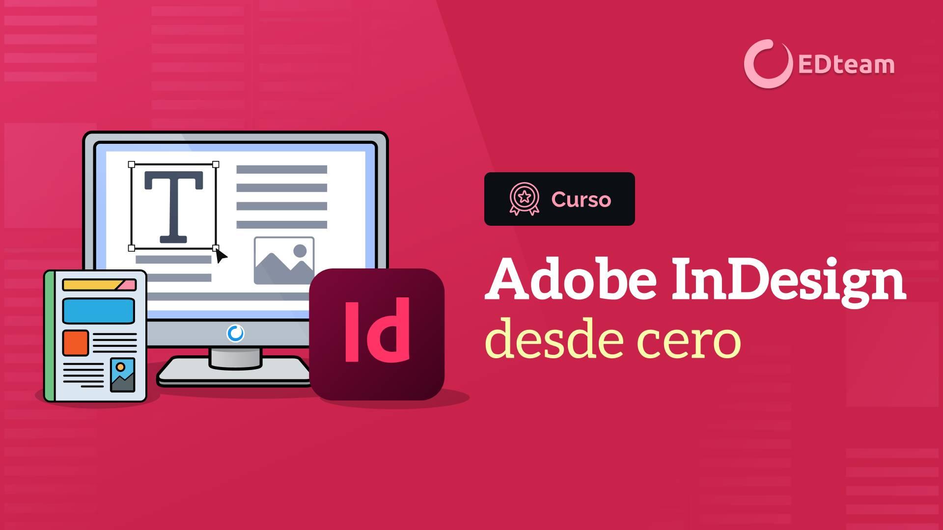 1.2 - Descubre el poder de Adobe InDesign