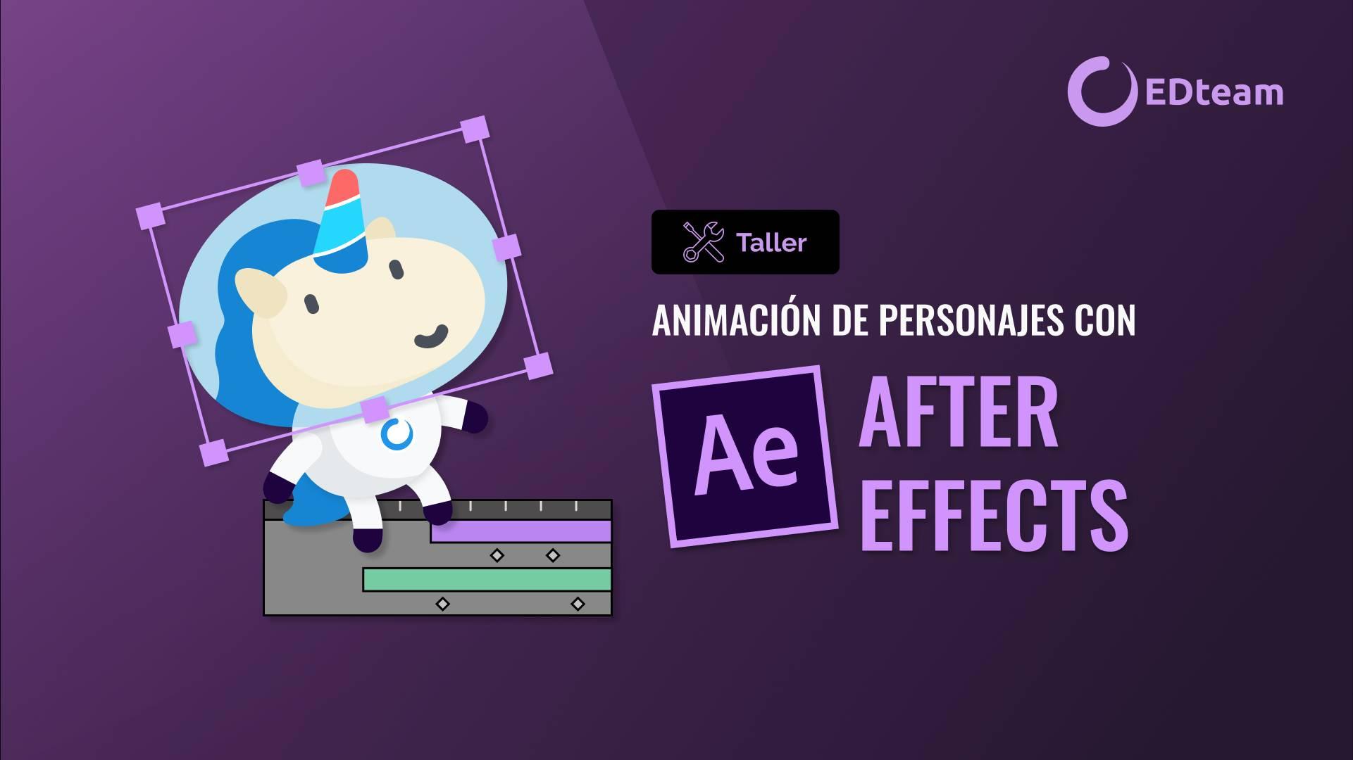 Animación de personajes con After Effects