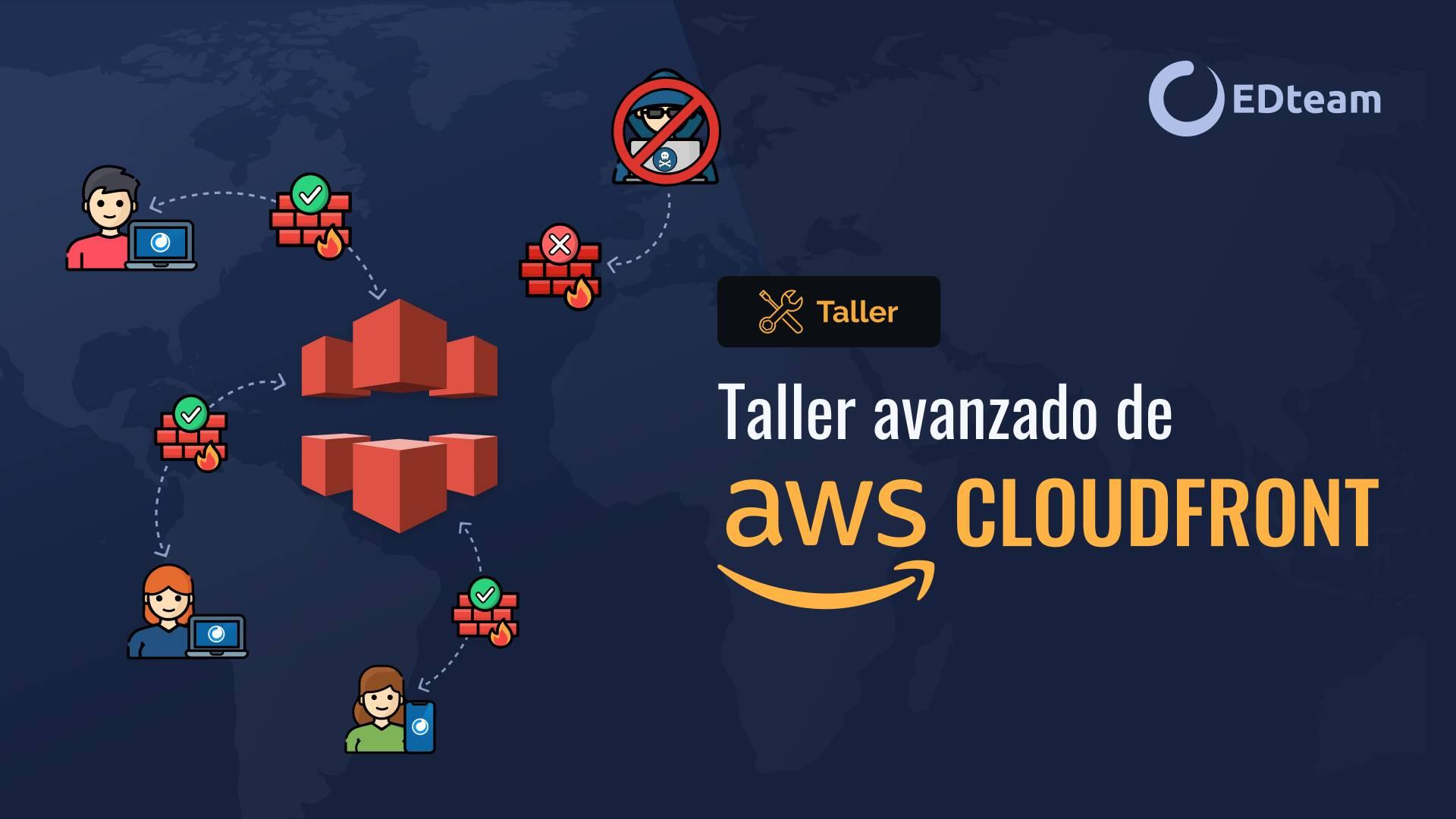 Taller avanzado de Amazon Cloudfront