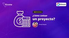 ¿Cómo cotizar un proyecto?