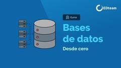 Bases de Datos Desde Cero
