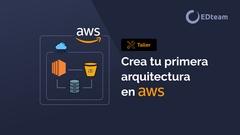 Diseña e implementa una arquitectura en AWS