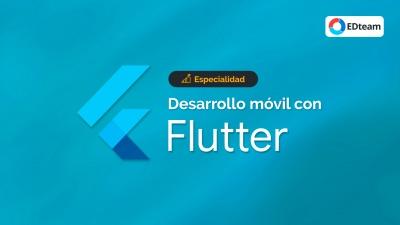 Desarrollo móvil con Flutter