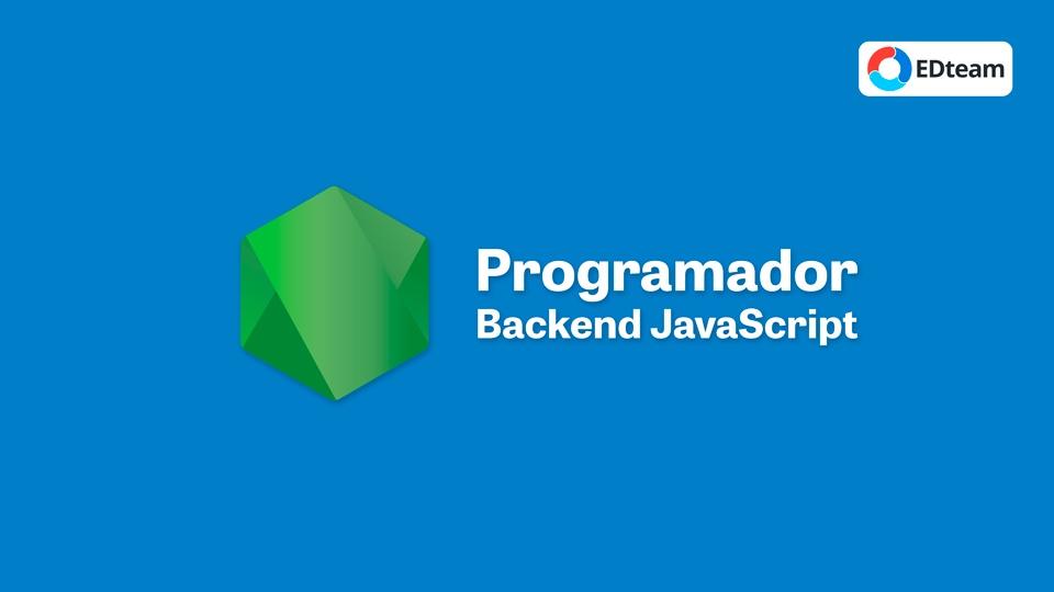 Programador Backend con JavaScript